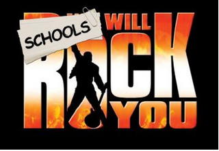 We Will Rock You 25-26-27 April